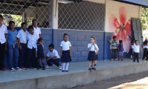 coco outside school