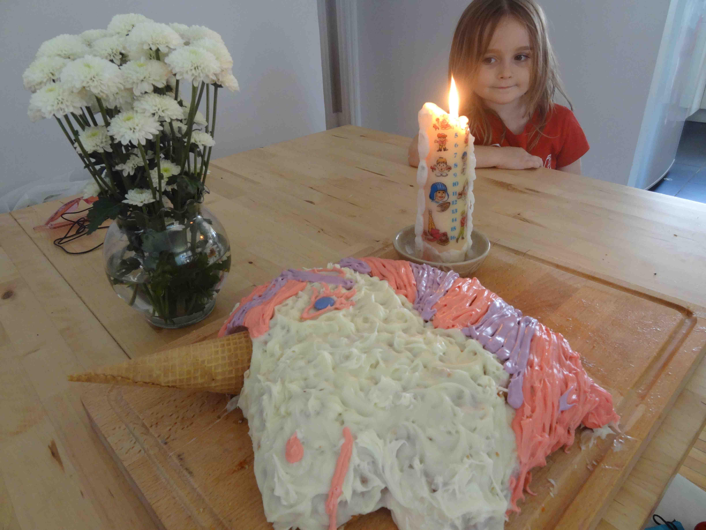July News Birthday Cake