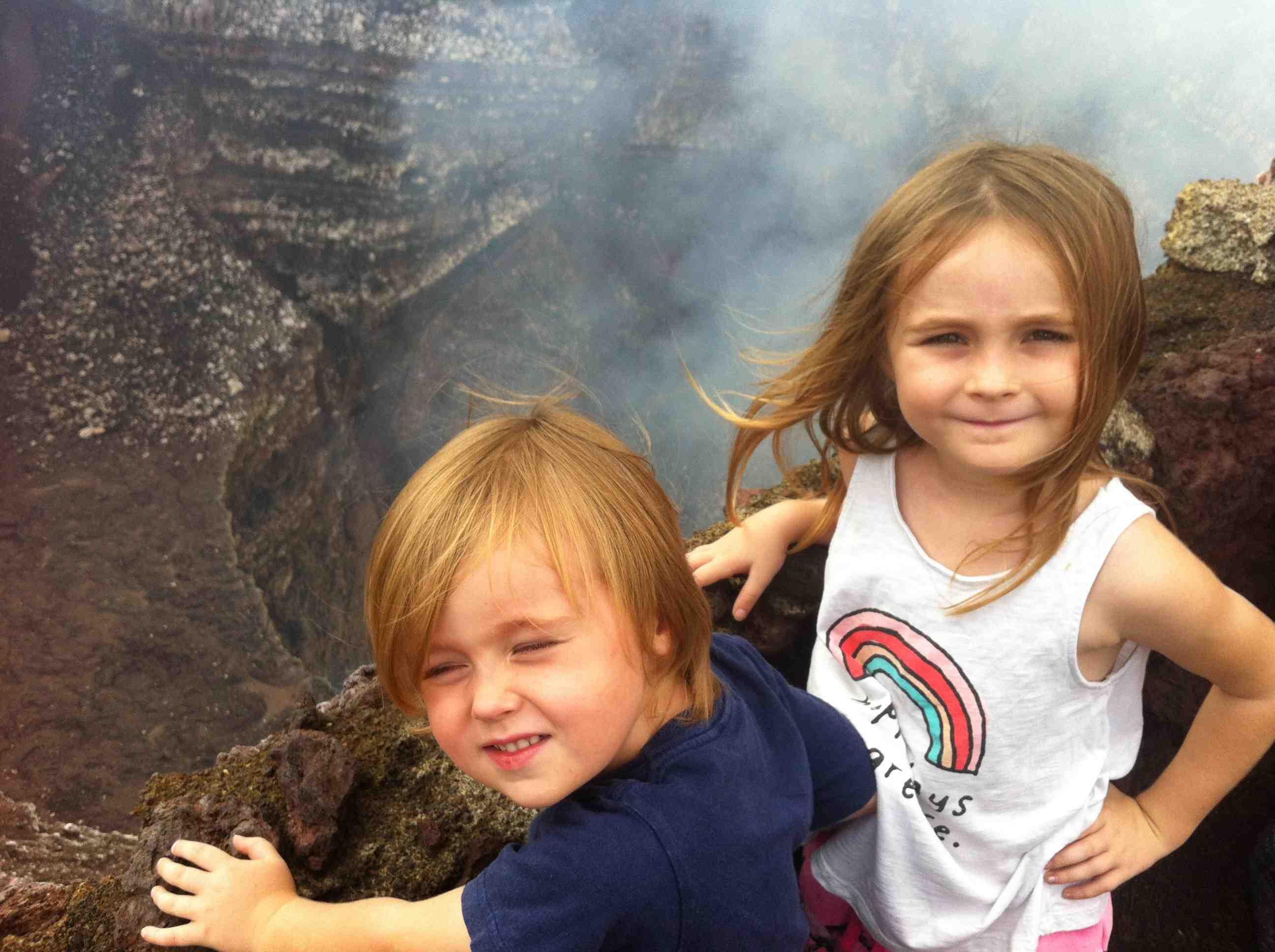 October news masaya volcano